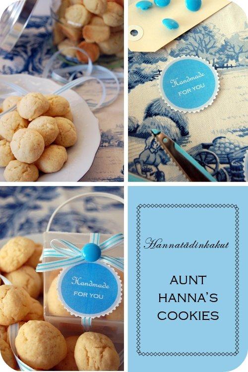 Aunt Hannas Cookies