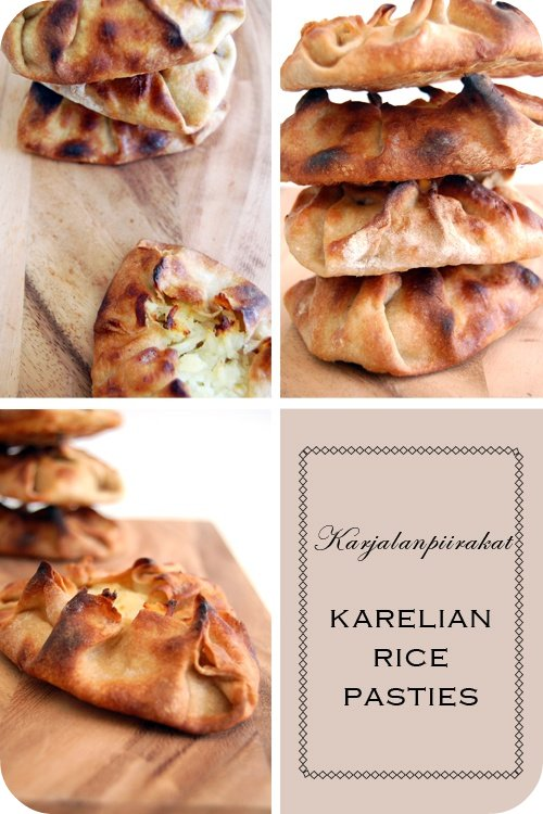 Karelian Rice Pasties