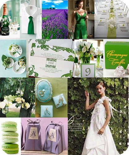 Wedding inspiration board First off this post may seem to deviate away