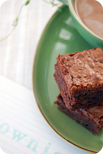 Thyme Brownie single