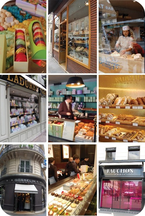 Paris Bakeries
