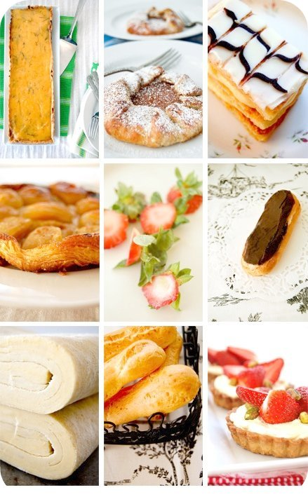 Pastry month round-up
