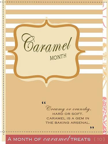 Caramel month
