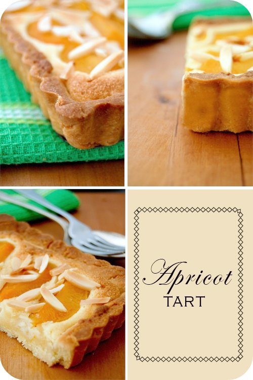 tarte aux abricots apricot tart m langer to mix. Black Bedroom Furniture Sets. Home Design Ideas